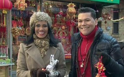 El Niño Prodigio dio las predicciones para el Año Nuevo Chino, el Año de...