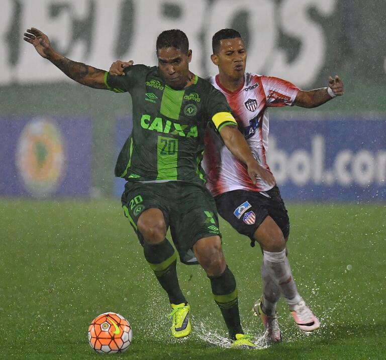 Cléber Santana de 35 años era uno de los futbolistas más reconocidos y c...