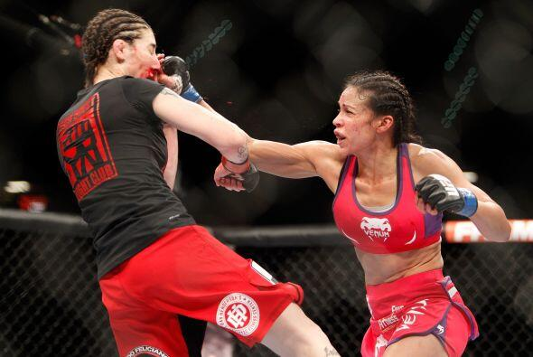 Una de las peleas más esperadas se llevó a cabo en Las Veg...