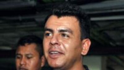 La policía guatemalteca capturó a Luis Marroquín, candidato a alcalde de...