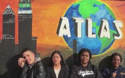 'Atlas', la organización que ayuda a los jóvenes inmigrantes con sus pro...