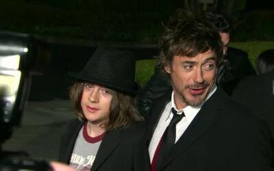 El hijo de Robert Downey Jr. sigue en problemas