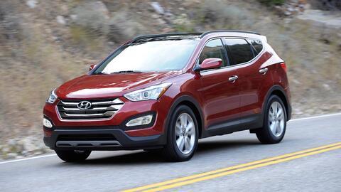 La crossover Hyundai Sonata 2014 es uno de los modelos afectados por el...