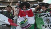 Kevin Arnulfo estuvo en el Honduras vs México