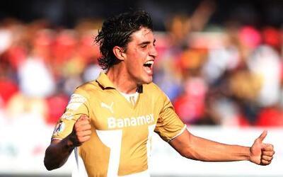 Veracruz igualó 1 - 1 ante Pumas en la jornada 15 de la Liga MX