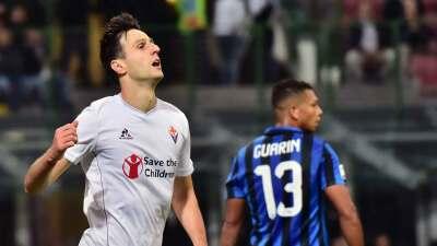 Fiorentina toma la punta goleando al Inter