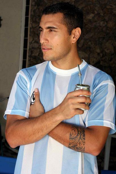 Miguel Ángel Martínez  País de Origen: Argentina  Equipo: Querétaro  Tra...