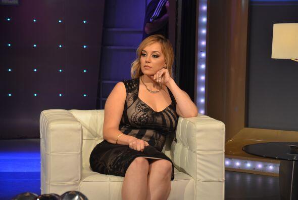 Rosie dijo que por años odió a Trinidad Marín, primer esposo de Jenni y...