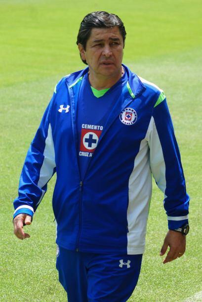 7.- Cruz Azul, Corona y Anibal Zurdo en duda para jugar el fin de semana...