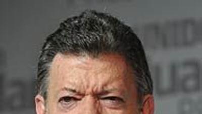 Santos busca marcar 'el gran gol de la historia' de Colombia con sus ali...