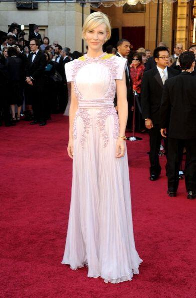 Cate Blanchett no se salvó de aparecer en esta lista al sorprendernos ne...
