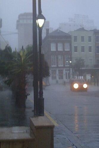 Daños Nueva Orléans / Huracán Isaac