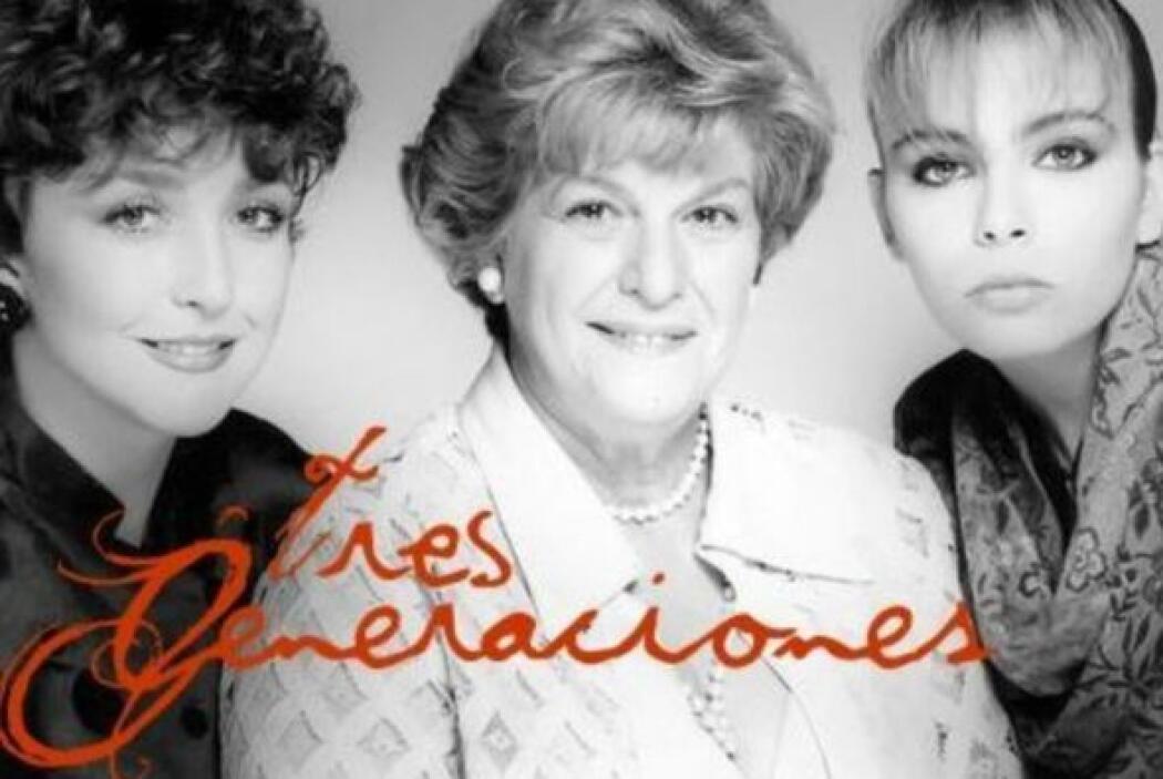 Ella protagonizó series y telenovelas que marcaron los años ochenta.