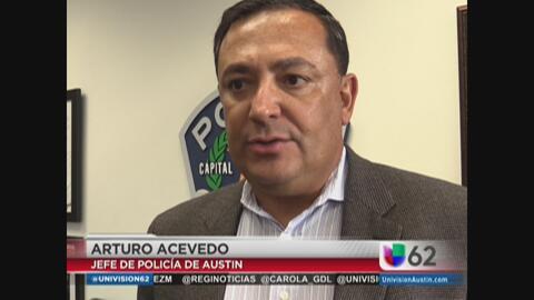 Jefe de la policía de Austin es parte del comité de evaluación de centro...