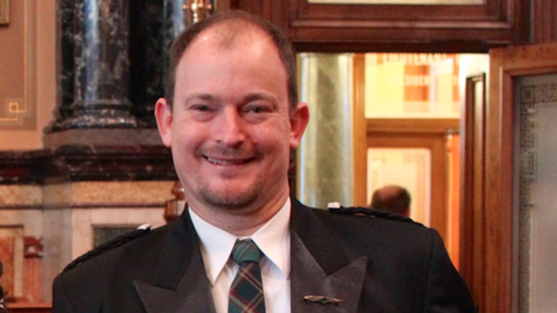 Mark Chelgren, senador estatal en Iowa