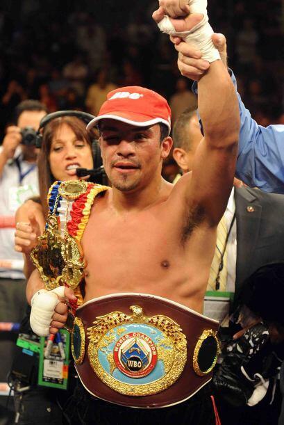 Márquez podría pensar ahora en una tercera pelea ante Mann...