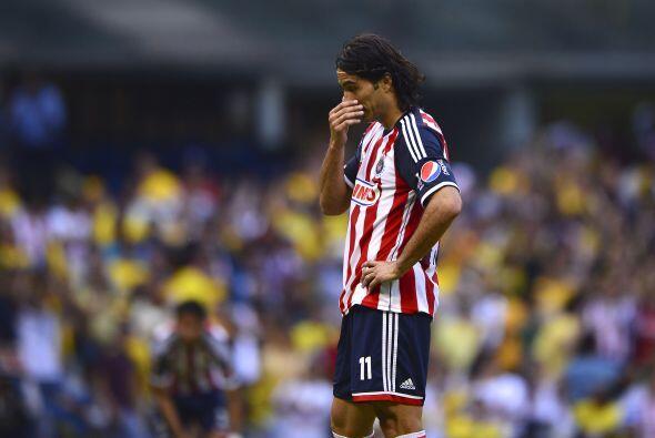 Las Chivas han sufrido para lograr estar entre los mejores 8 de la tabla...
