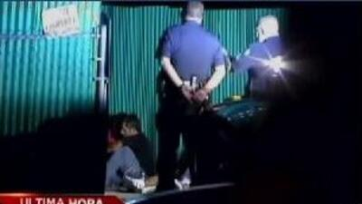 Dos sospechosos fueron vistos huyendo del lugar del secuestro y fueron d...