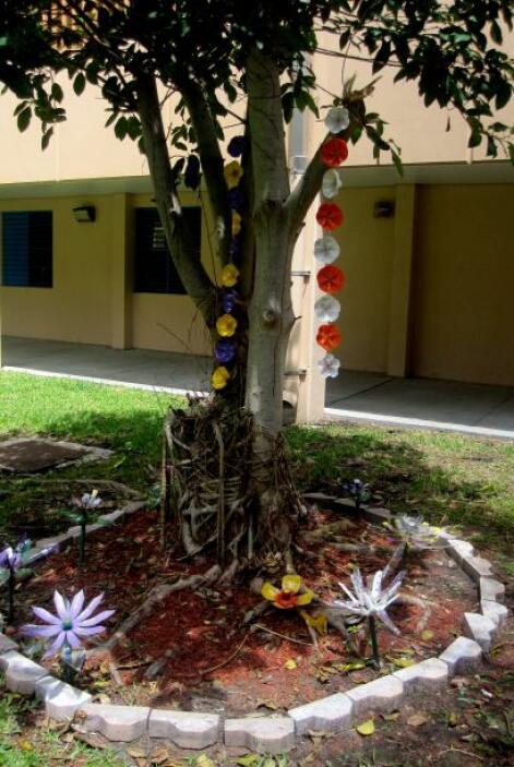 El colegio se ubica en la localidad de Sweetwater, en el suroeste de la...