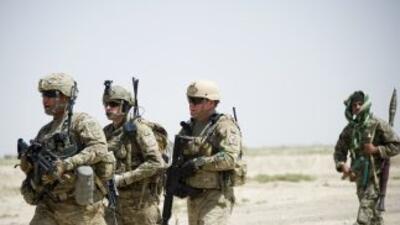 El supuesto autor de los hechos había llegado a Afganistán en diciembre...