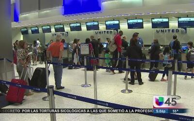 Más de 1 millón viajan de Houston