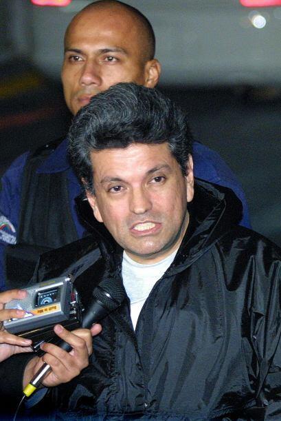 Sergio Andrade, por años manager y pareja de Trevi, fue acusado de delit...