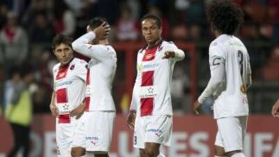 El Alajuelense visita al Chorrillo en Panamá.