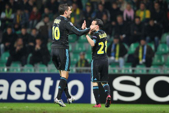Con tres goles de Gignac y doblete incluído de Luis Gonzál...
