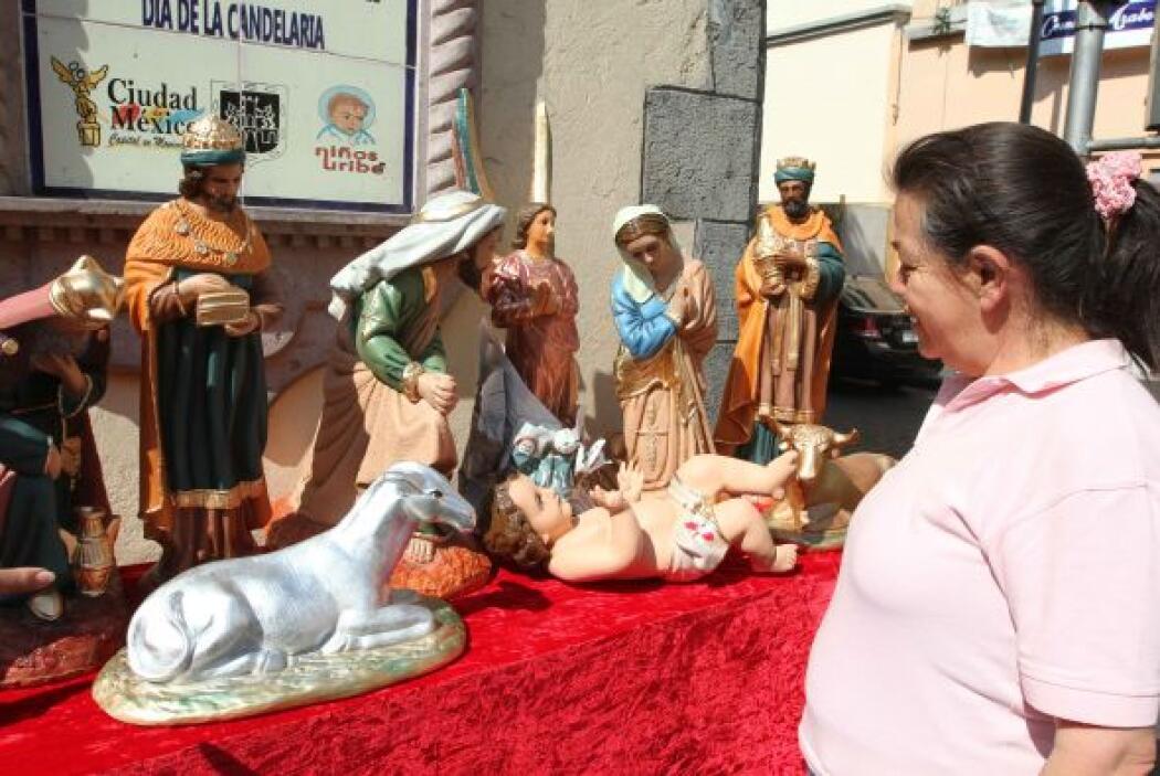 Los nacimientos son otra tradición que no falta en los hogares mexicanos...