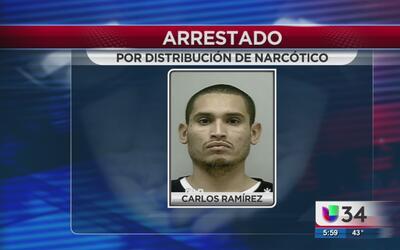 Condenado a 60 años por narcotráfico