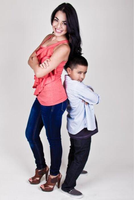 Alexis es su sobrino más viejo.