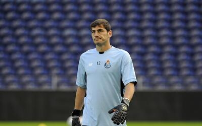 Íker Casillas
