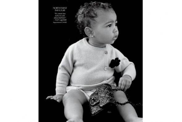 La Kardashian presumió la primera aparición de su hija en...