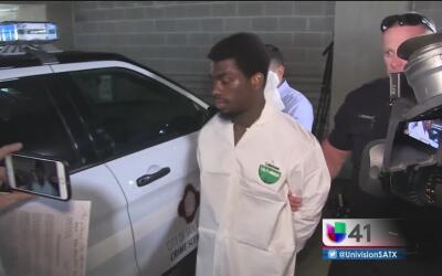 Arrestan a sospechoso del homicidio de una mujer en San Antonio