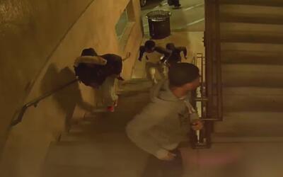 Autoridades buscan a seis sospechosos de haber atacado a un guardia de s...