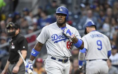 Los Dodgers de Los Angeles derrotaron 9-5 a los Padres de San Diego.