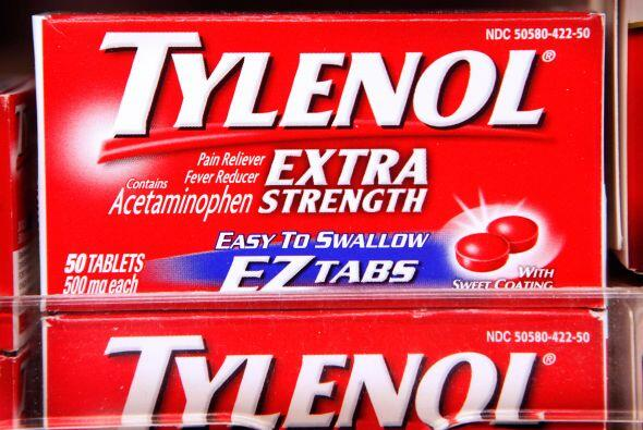 5. Tylenol  ¿Quién ocupa el mismo lugar en el mercado gene...