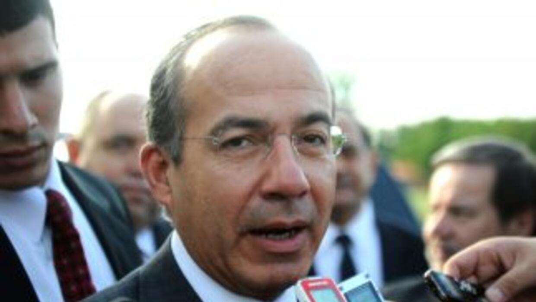 El sexenio de Felipe Calderón estará marcado por las afectaciones que ar...