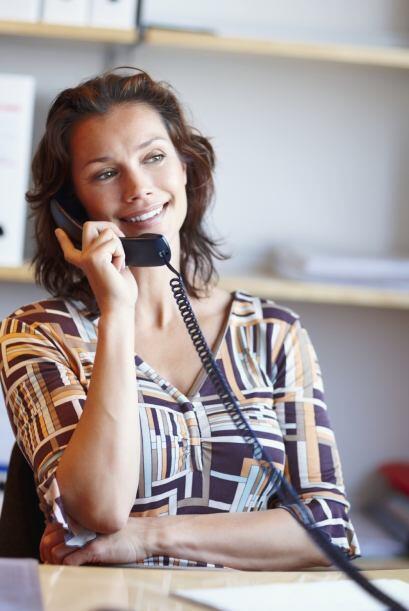 Utilizar un teléfono fijo. Según Eventoff, esta es otra de...