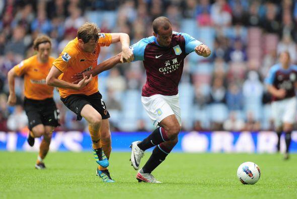Mientras que el Aston Villa dejó pasar la chance de sumarse al grupo de...