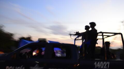 La Comisión Nacional de Seguridad informó que la captura s...