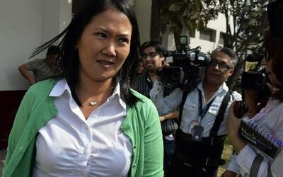 Campaña de Keiko Fujimori altera audio para desacreditar a un informante...