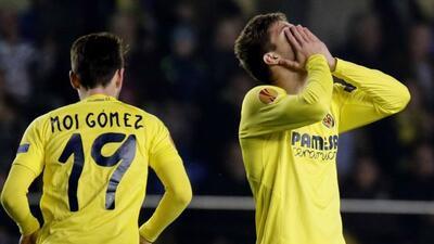 El Villarreal no pudo romper el empate en la casa del 'Geta' y se tuvo q...
