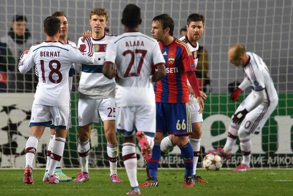 Este martes arrancó la fecha dos de la UEFA Champions League con victori...