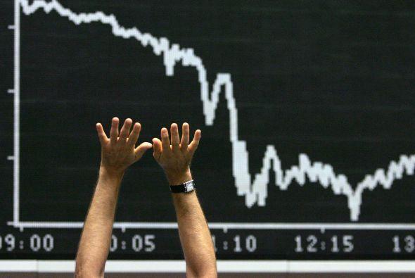 Hasta las bolsas del mercado mundial sintieron los coletazos del terrori...