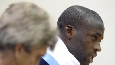 Touré fue víctima de racismo en Moscú.