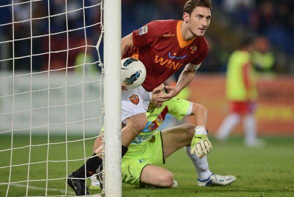 Seguimos con un jugador emblemático a nivel mundial, el italiano...