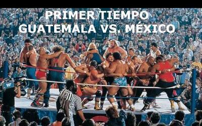 Memes Guatemala vs. México