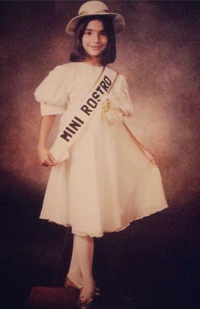 Desde pequeña tenía muy claro que los concursos de belleza la harían toc...