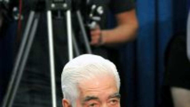 Luciano Benjamín Menéndez, de 83 años, fue sentenciado a cadena perpetu...